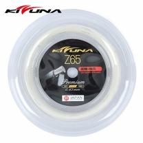키즈나/Z65/타구음과반발력좋은/배드민턴라켓/롤스트링/거트/줄/200M/20회분량