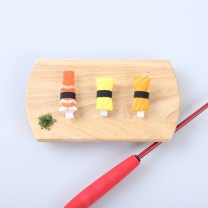 [바보사랑]캣츠모리 캣닢숙성 초밥이냥