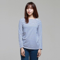 [바보사랑][1+1] Mono Stripe Tee 2qty