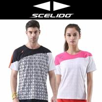 스켈리도/SJSB2318M/SJSB2378W/배드민턴/탁구/테니스복/티셔츠/스포츠의류