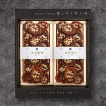 [재영곶감]곶감견과 혼합세트 [호두말이300g x 2]