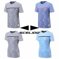 스켈리도/SJSB2380W/SJSB2300M/배드민턴/탁구/테니스복/티셔츠/스포츠의류
