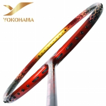요코하마/스파이더/올라운드형/배드민턴라켓/요넥스BG-80거트무료작업