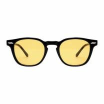 [바보사랑]Ginsberg - 05 Black and Mahogany(Yellow Tint)