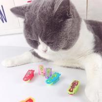 [바보사랑]고양이 강아지 자동 버그 장난감 캣토이 로봇장난감