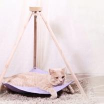 [바보사랑]고양이 해먹 캣 하우스 강아지 방석 펫 DIY
