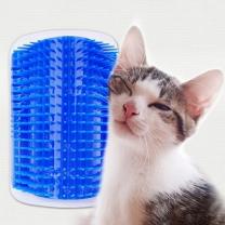 [바보사랑]고양이 셀프 그루밍 브러쉬 빗 캣토이 고양이놀이