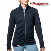 [바보사랑][WoolPower] 울파워 미드 레이어 컬러컬렉션 풀 집 자켓 400 (7214)