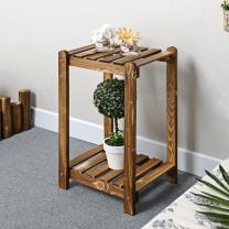 원목 화분진열대 사이드테이블 화분받침대 인테리어
