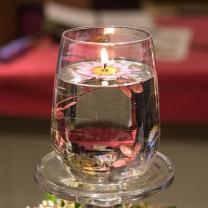 [바보사랑]로제 와인 테이스팅 시음잔 1개