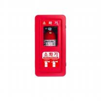 신광안전산업 소화기함1구SKS-1 소화기포함