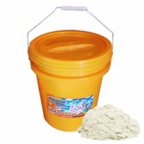 [바보사랑]촉촉이모래 모래놀이 16kg 대용량 단품