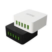[아이오티] 5포트 멀티 USB 충전기