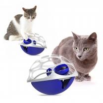 르칙 고양이 오토블 텀블러 블루&화이트