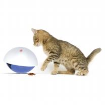 르칙 레이져 터치 고양이장난감 블루&화이트