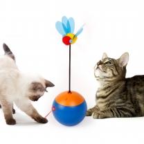 펫토리아 고양이 캣닢인형 PYT1001601 고등어
