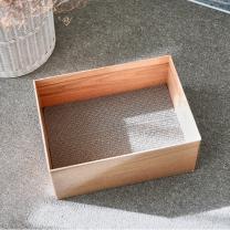 한발뚝딱 박스 고양이 스크래쳐 SC-0002 레귤러오크