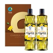 2019 청정원 설선물세트 카놀라유2호