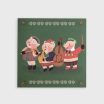 [바보사랑]We love holiday Folding Card