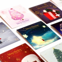 [바보사랑]엘리 크리스마스 카드