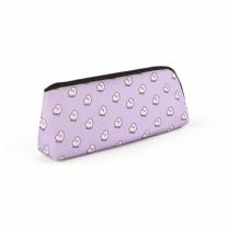 [바보사랑](필통) 달파리패턴 Purple
