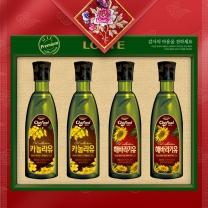롯데푸드 오일컬렉션 혼합유 6호 선물세트 추석선물
