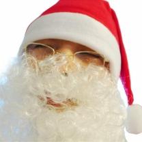 [바보사랑]산타할아버지안경