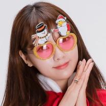 [바보사랑]산타앤눈사람안경