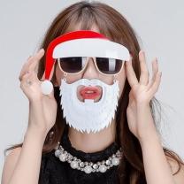 [바보사랑]산타수염안경