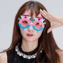 [바보사랑]눈사람안경