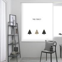 하얀트리숲 롤스크린 (R1275)