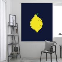 레몬-인디고 롤스크린 (R1290)