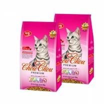 슈슈캣 슈퍼푸드 전연령 1.5kg x 2개 고양이사료