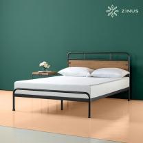 지누스 산타페 하이브리드 침대 프레임 (슈퍼싱글)