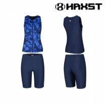 HTA-W11 헤스트 여성인 민소매 상하의 실내수영복