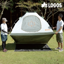 [로고스] 텐트 그라운드 시트 300 84960103 캠핑 텐트용품 방수포 습기차단 [로고스] 텐트 그라운드 시트 300