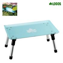 [로고스] 하드 미니 캠핑 테이블 (블루) 73189022 야외용 휴대 다용도 탁자 [로고스] 하드 미니 캠핑 테이블 (블루)