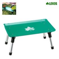 [로고스] 하드 미니 캠핑 테이블 (그린) 73189021 야외용 휴대 다용도 탁자 [로고스] 하드 미니 캠핑 테이블 (그린)