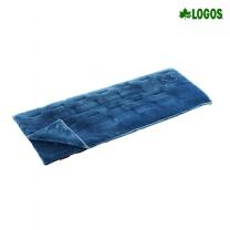 [로고스] 플란넬 침낭 2 72600581 캠핑 담요 사계절 방한용품 [로고스] 플란넬 침낭 2