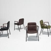 레테 모간 체어/의자/철제의자/체어/인테리어체어/디자인체어