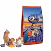 뉴트리소스 그레인프리 오션 6.8kg 고양이사료