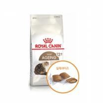 로얄캐닌 캣 에이징 12+ 노령묘고양이사료 4kg