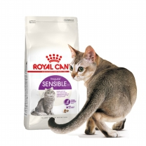 로얄캐닌 센서블 4kg 민감한 장을 위한 고양이사료