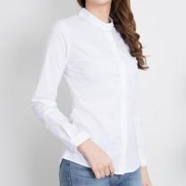 [바보사랑]차이나넥 슬림핏 셔츠(55,66,77,88)