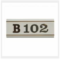[바보사랑]그린 사출호수판 GHW2008 (금줄백색)
